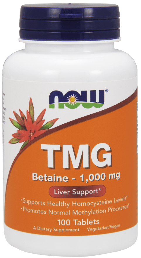 TMG (Trimethylglycine) 1,000 mg