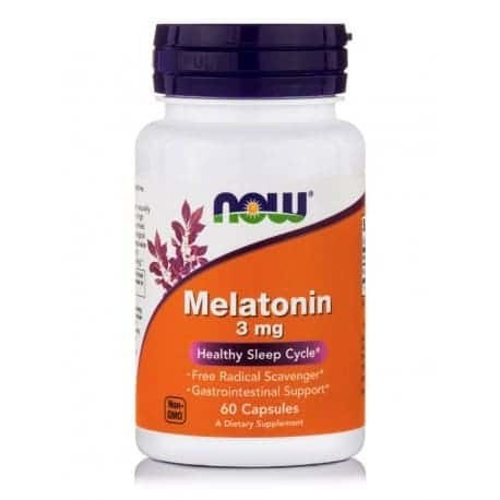 Melatonin 3 mg Capsules
