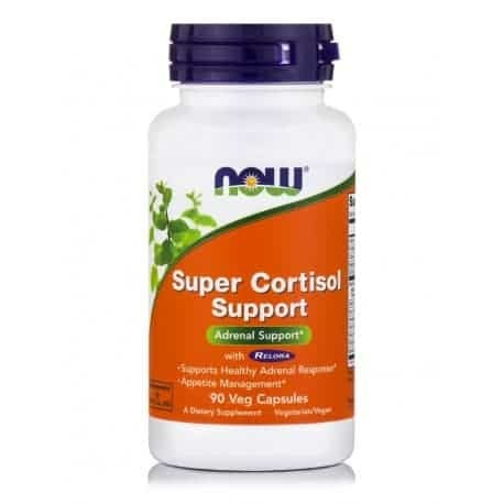 Super Cortisol Support with Relora® Veg Capsules
