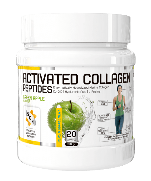 ACTIVATED COLLAGEN PEPTIDES WITH PEPTAN™ BIOAVAILABLE COLLAGEN