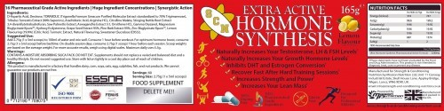 EXTRA ACTIVE HORMONE SYNTHESIS