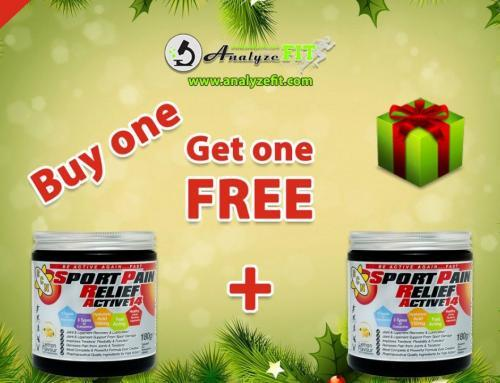 Buy One – Get One FREE