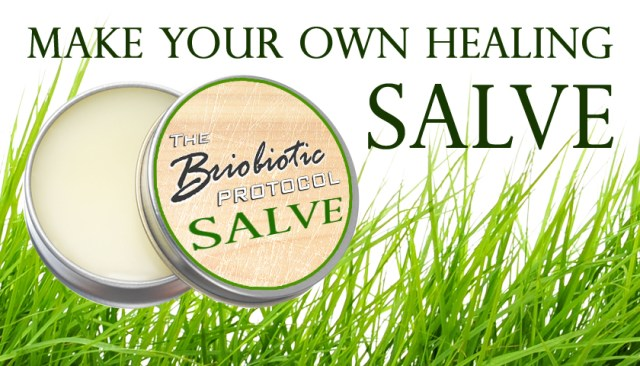 Natural Homemade Topical Antifungal and Antibacterial Salve