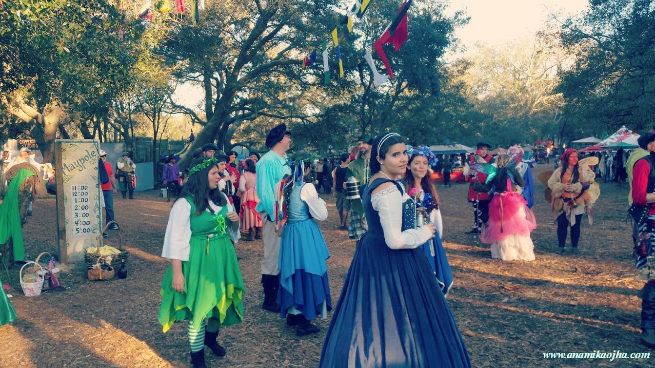 Glimpse of Renaissance Festival 2016