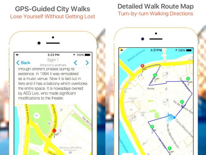 GPSMyCity: Best Travel App For Your Personal Guided Tours & Citywalks
