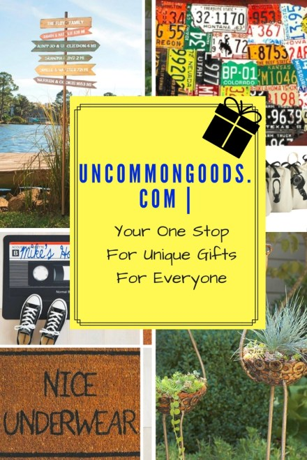 UncommonGoods.Com | Your One Stop For Unique Gifts For Everyone