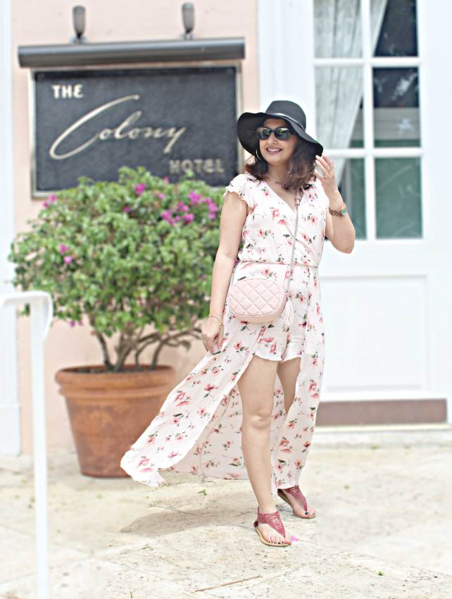 f3712e0cb5c 4) Flaunted the floral vibes