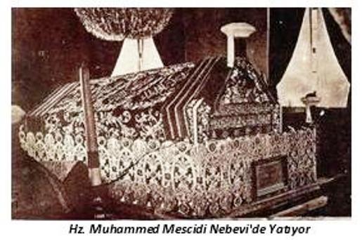 hz muhammedin mezarı nerede ile ilgili görsel sonucu
