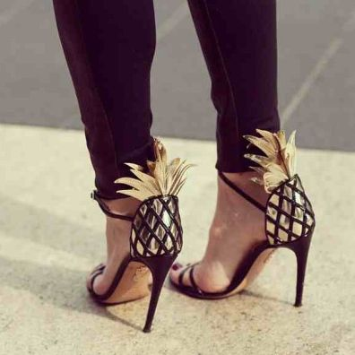 Fashion victim shoes
