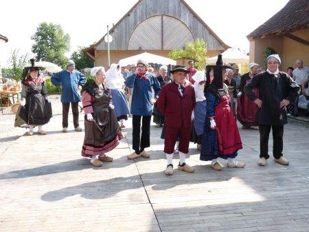 Groupe folklorique Bressan Pontévallois
