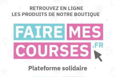 Logo Fairemescourse.fr