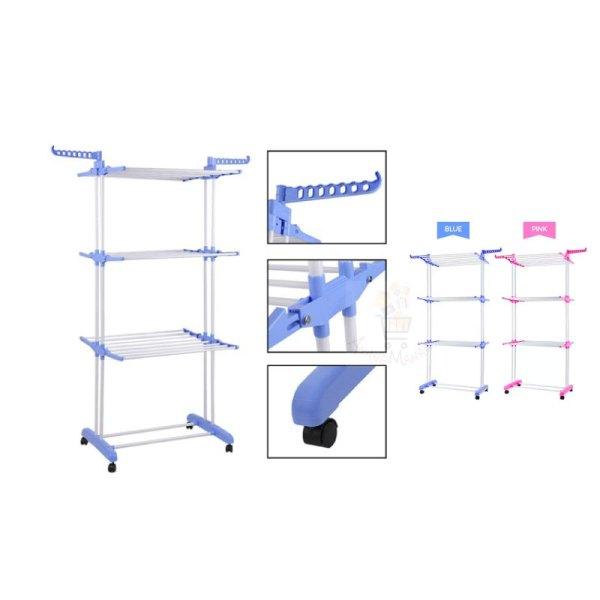 3 tier cloth rack