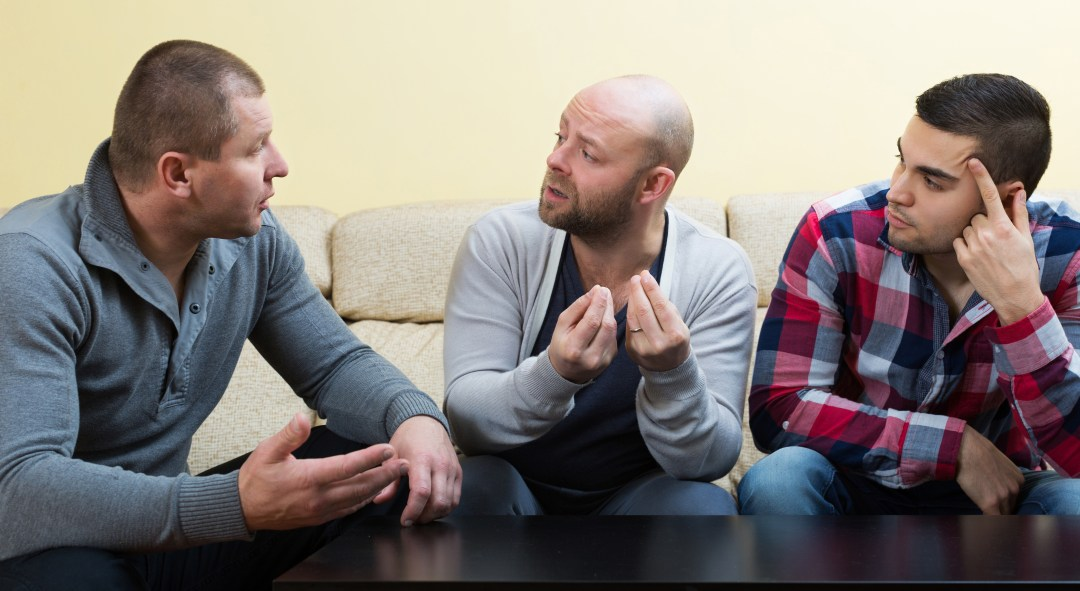 domestic violence counseling session