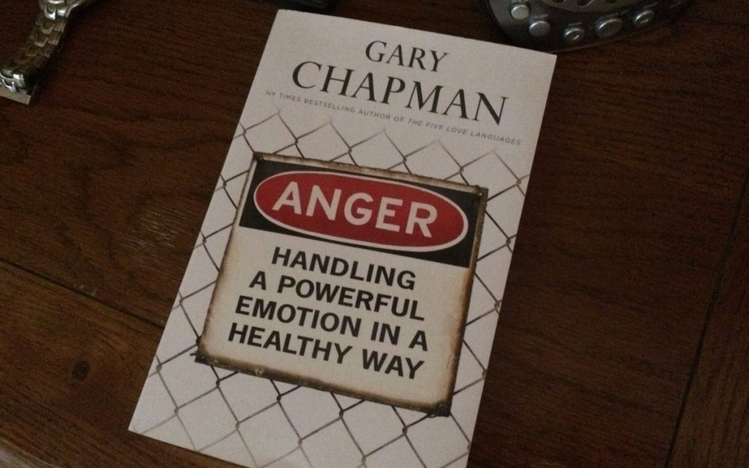 "Book Review: ""Anger: Handling a Powerful Emotion in a Healthy Way"""
