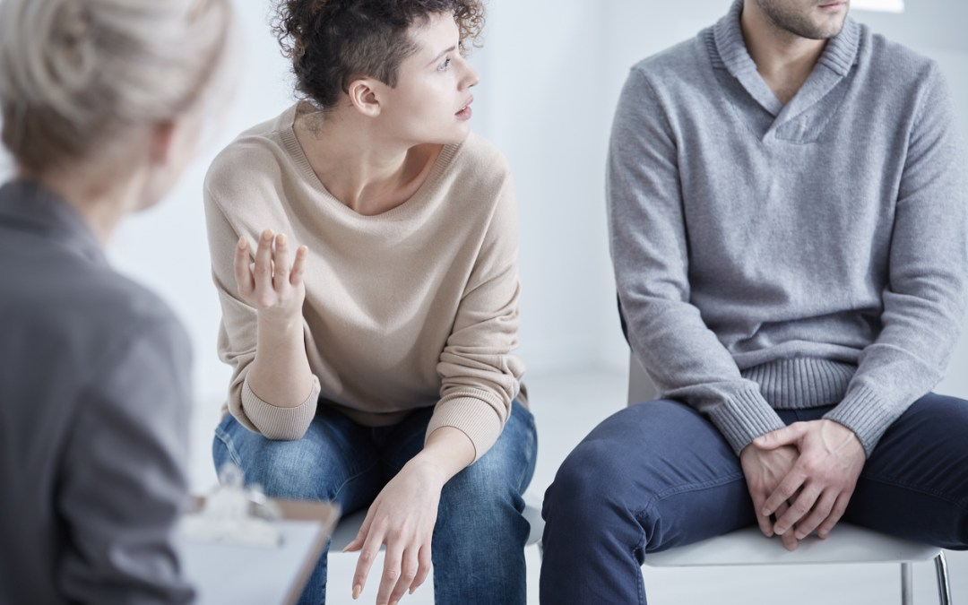 Couples Counseling and Domestic Violence