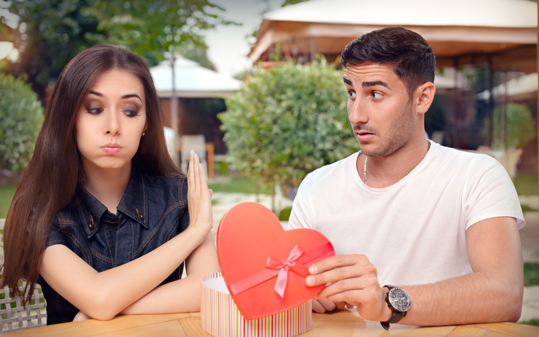 Partner not being supportive? You might be giving away power.