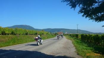motos na estrada