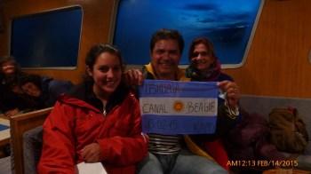 Com nossa guai Paola e o prêmio da bandeira!