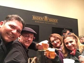 Nós 4, na fábrica da Baden Baden