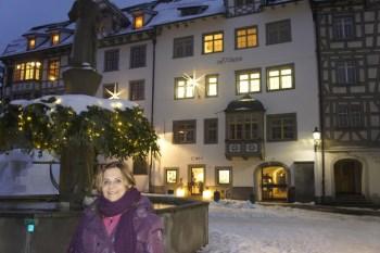 O charme de St. Gallen