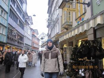 Berlim Bavaria St Gallen AC 310
