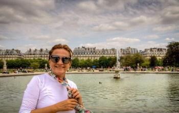 Jardin de Tuileries. Aguardem os próximos posts!