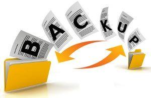 Godaddy backup-files