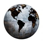 Website Hosting Cities globe