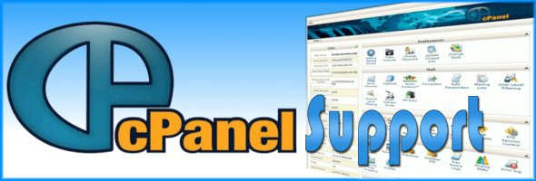 cPanel Support