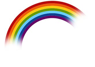 rainbow Visually Impaired