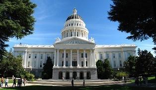 State Capital Building California
