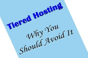 Tiered-Hosting