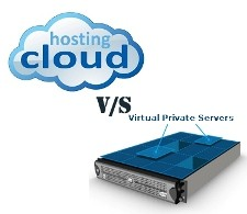 VPS Hosting versus Cloud Hosting