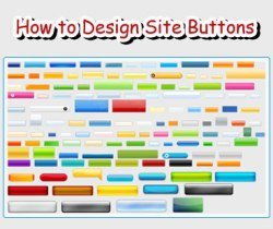 Design Site Buttons