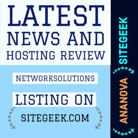 Latest News And Web Hosting Review NetworkSolutions