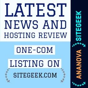 Latest News And Web Hosting Review One-Com
