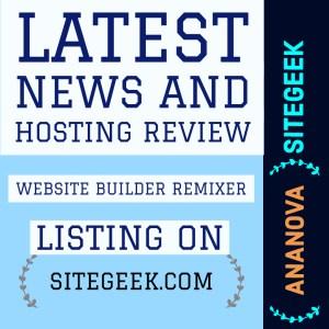 Website builder Remixer
