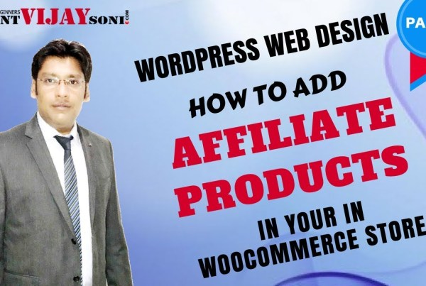 How to add Affiliate/External Products in WooCommerce (PART-7)