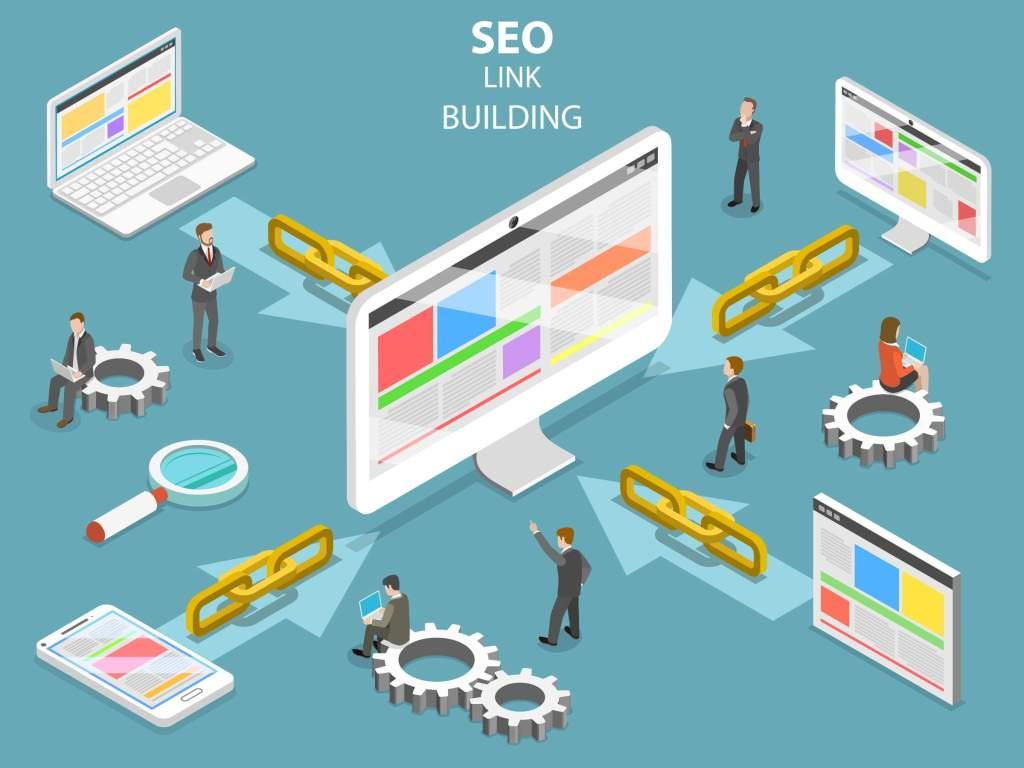 Link Basics - SEO: Link Building in Depth