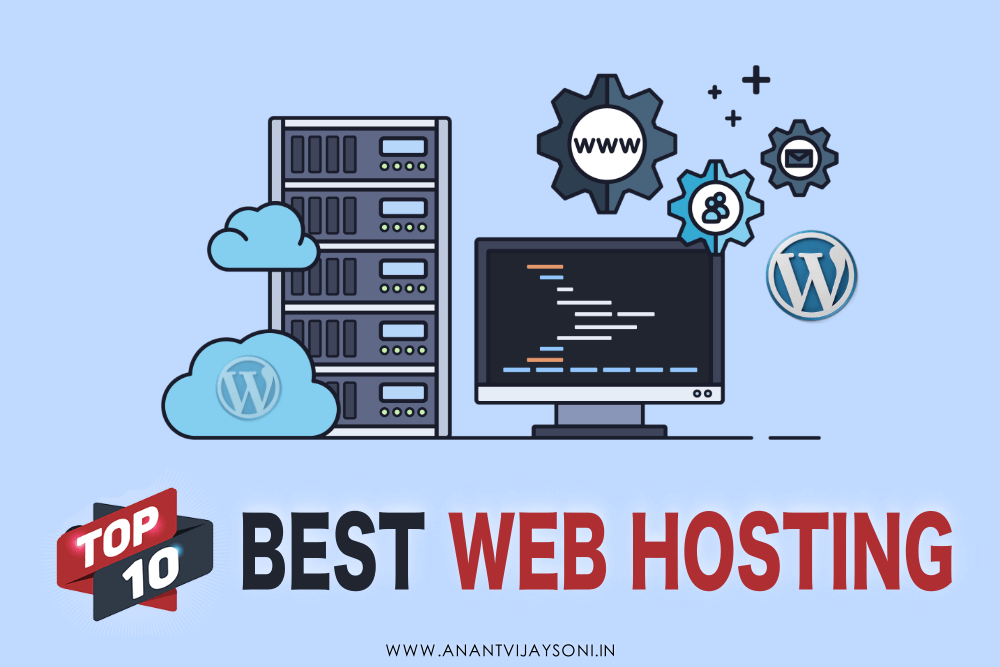 World's Most Trusted 10 Best Web Hosting Services