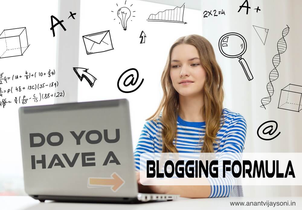 Do You Have a Blogging Formula_ If Not, Get One...