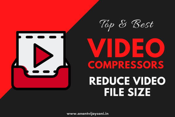 to Reduce Video File Size