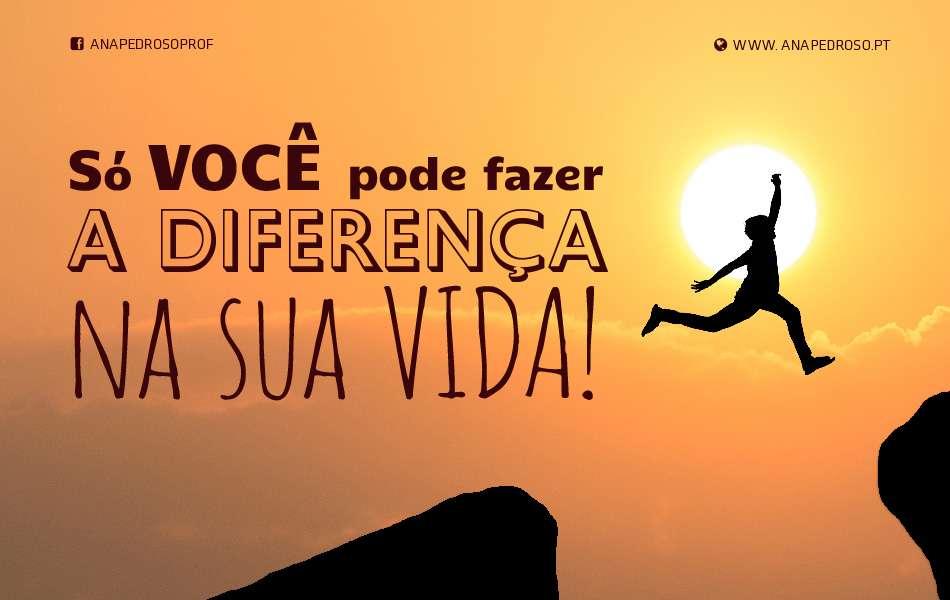 #RENASÇA para fazer a DIFERENÇA!
