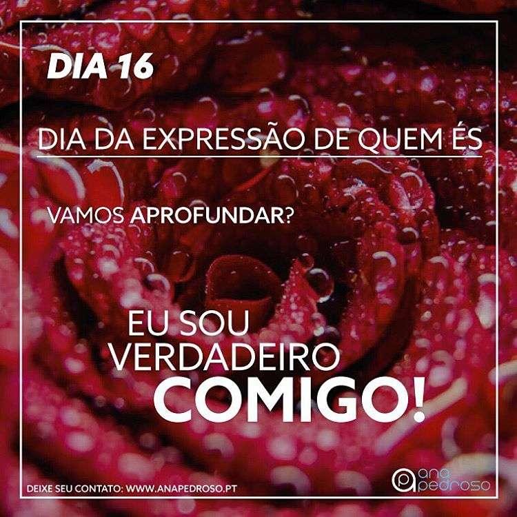 Ana Pedroso-Programa 27 dias #15 | 3
