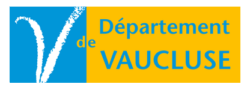 logo du département du vaucluse