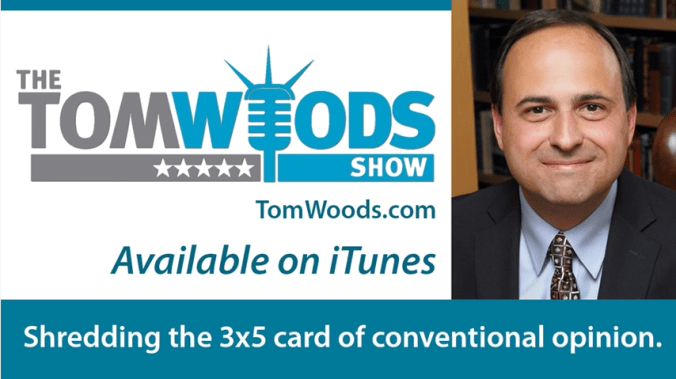 The Tom Woods Show Cover Art