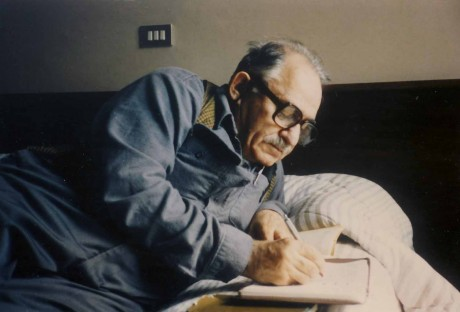 Murray Bookchin in 1989