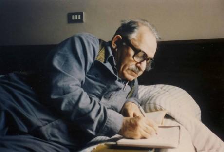 Murray Bookchin in 1989