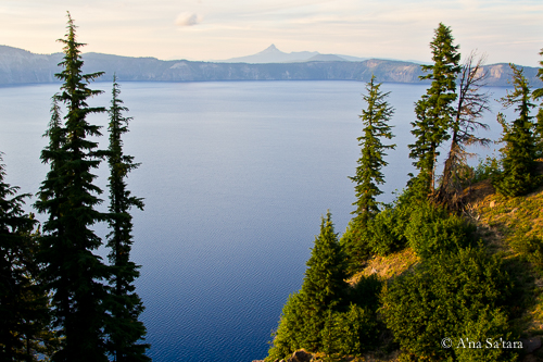 Soul ascension crater lake 5x4