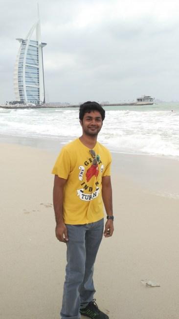 Dubai Holiday Smart Itinerary - Jumeirah Beach